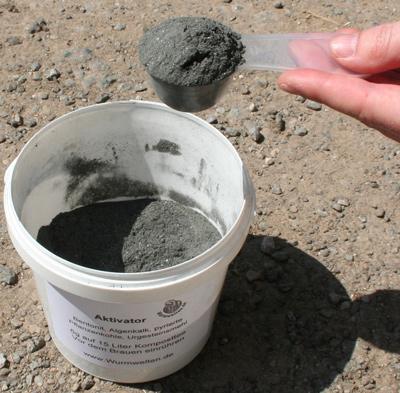Komposttee Aktivator