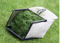 Wie Rasenschnitt & Grüngut kompostieren?