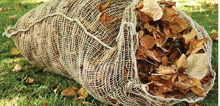 Laub kompostieren vereinfacht