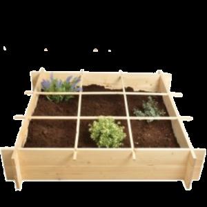 Quadratmetergarten