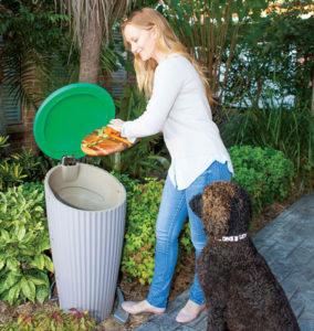 Tierkot Wurmfarm für Hundekot