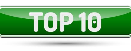 Top 10 Beiträge