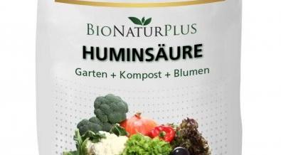 Huminsäuren – Humusaufbau beschleunigen