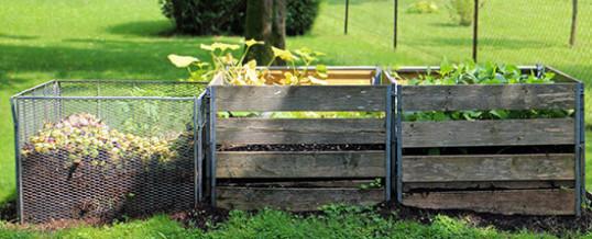 Kompost im Garten richtig verwenden