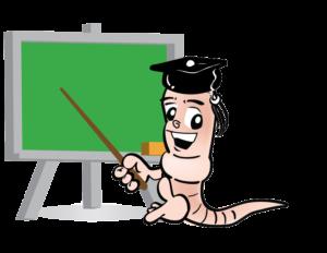 Regenwürmer & Lehrer
