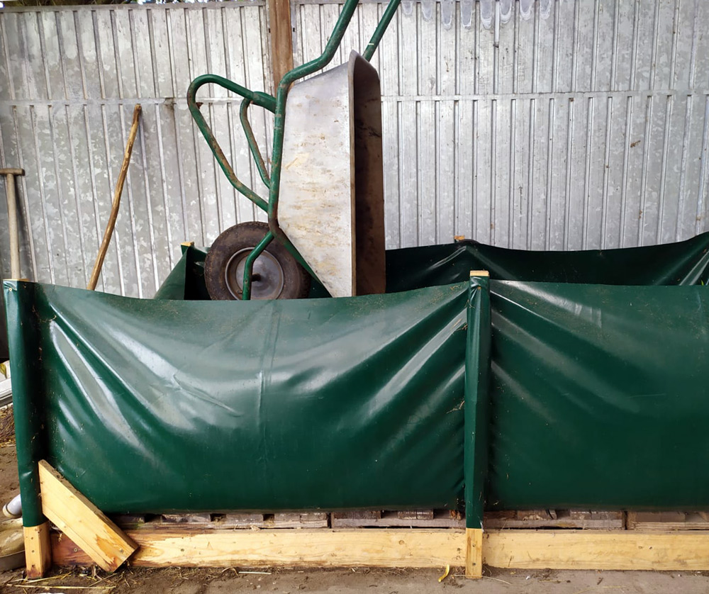 Mikowa Pferdemist Komposter