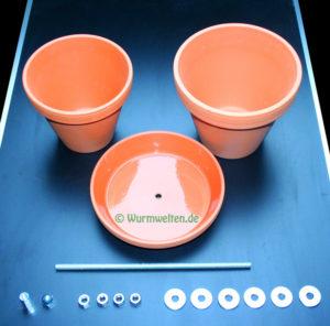 Teelicht Heizung Material Liste