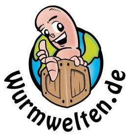 Wurmwelten.de Logo